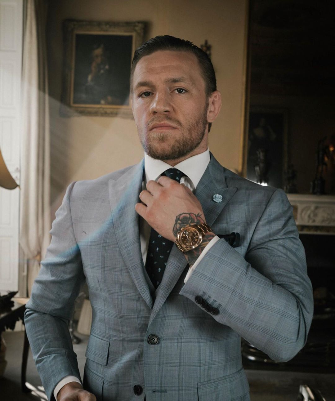 Along with this cracking Steel Blue 3 piece suit from our collection, make sure ...