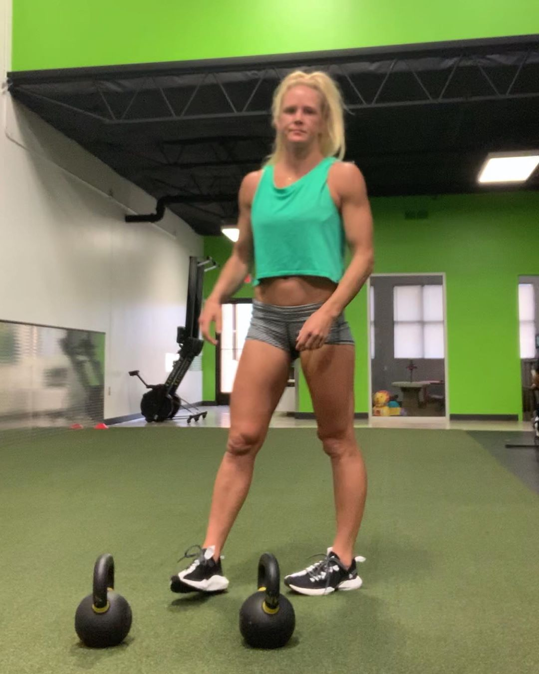 A little Wednesday work at  . Give it a try sometime. Not going to lie....Wrestl...