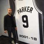 ...the  celebrate  incredible career and raise  to the rafters in San Antonio!...