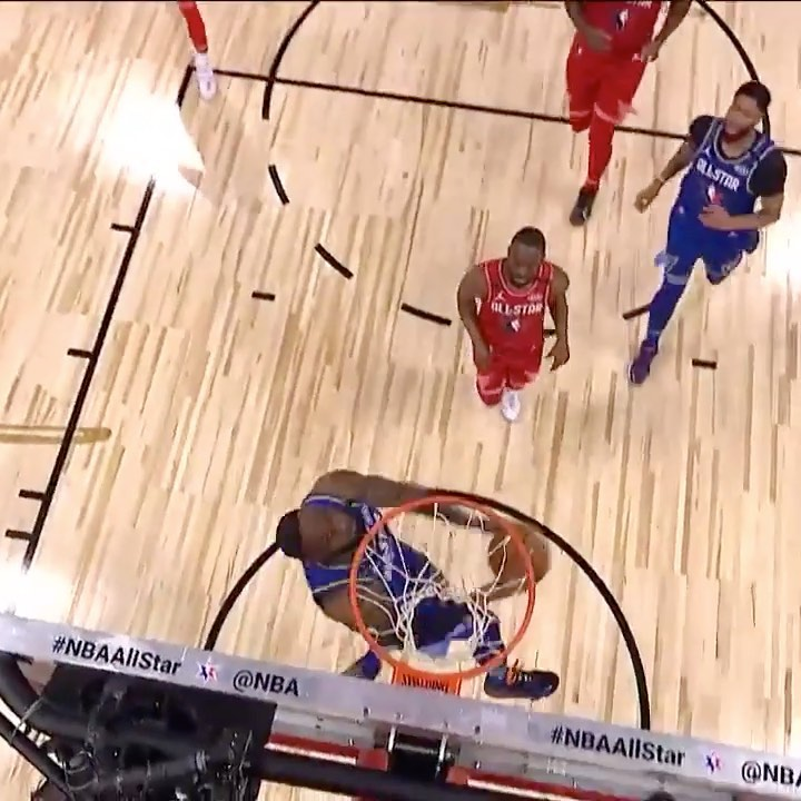 10 of the BEST PLAYS from a thrilling 2020  Game!...