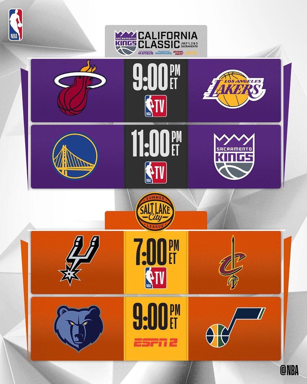 2019  action tips off TONIGHT on  & ESPN2!...