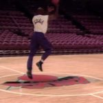 25 years ago today... Michael Jordan was  from halfcourt at  shootaround ahead o...