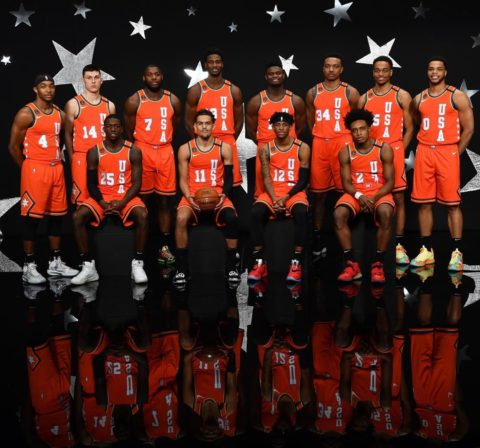Are you rockin' with the U.S.A. or the World in the 2020  on TNT??...