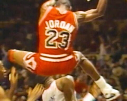Becoming a Champion... Part 1 of the Michael Jordan Bulls ...