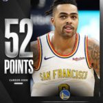 Career-high 52 PTS for  of the ...