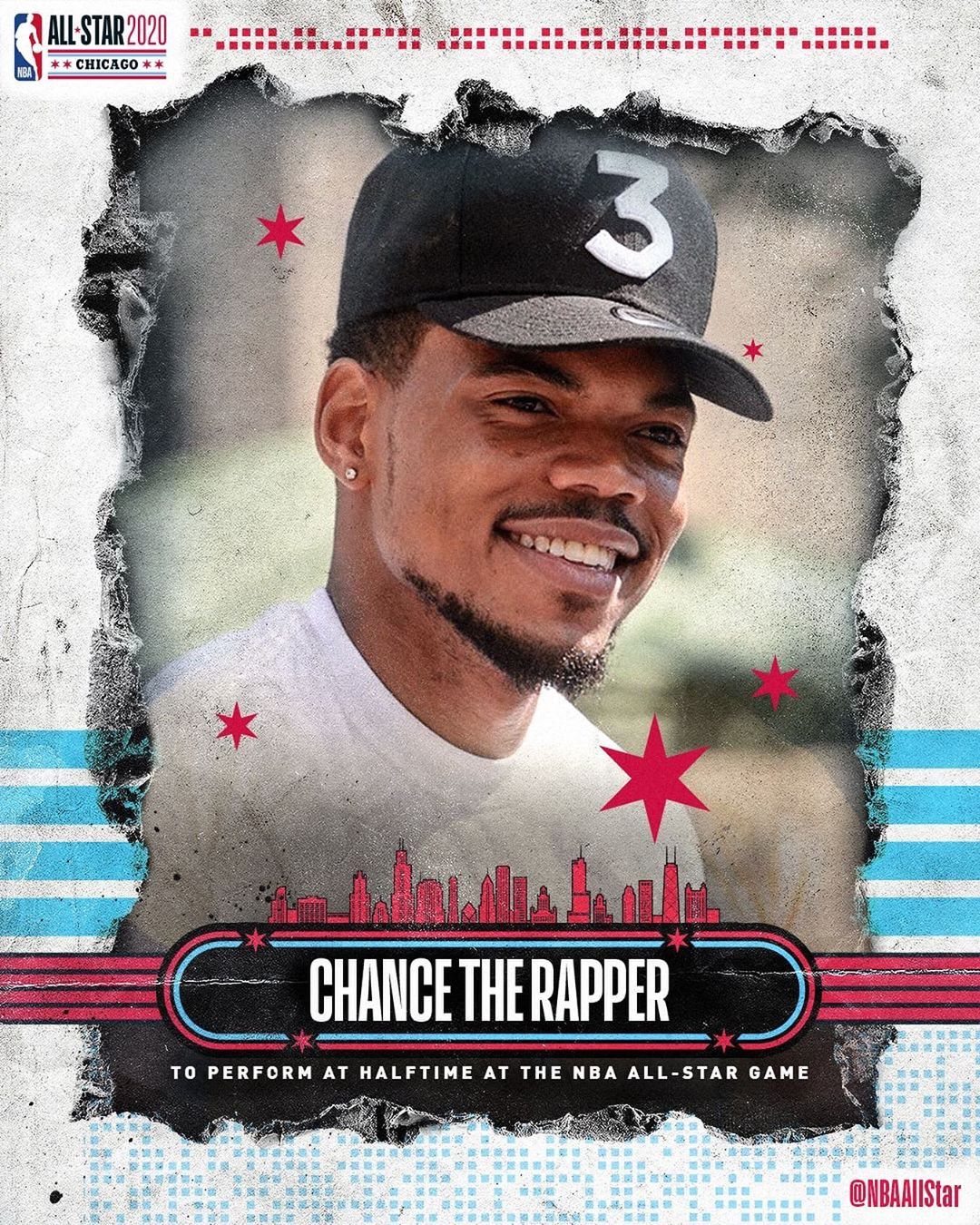 ICYMI: Chicago native  headline the 2020  Game halftime show! Catch the game on ...