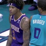 KELLY  OUBRE  JR.   THUNDEROUS dunks with the  before they visit  tonight at 10...