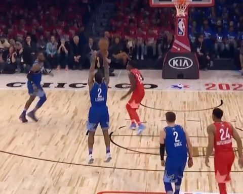 Kawhi Leonard (30 PTS) buries 8 triples en route to winning Kia NBA All-Star Gam...