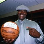 On his 28th Birthday (3/6/2000),  put up career-high 61 points with 23 rebounds ...