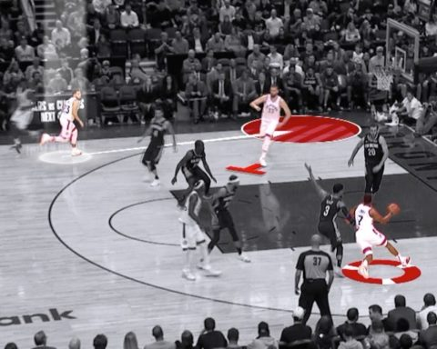 Pascal Siakam & Fred VanVleet spark the Raptors offense!  ... :  : 7:30pm/et : ...
