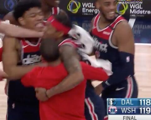 REAL DEAL BEAL...  most clutch shots from the last five seasons!...