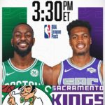 The  bring their 10-game win streak to Sacramento to face the  3:30pm/et on NBA ...