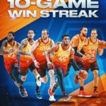The  look to extend their league-best 10-game win streak 8:00pm/et on NBA LEAGUE...
