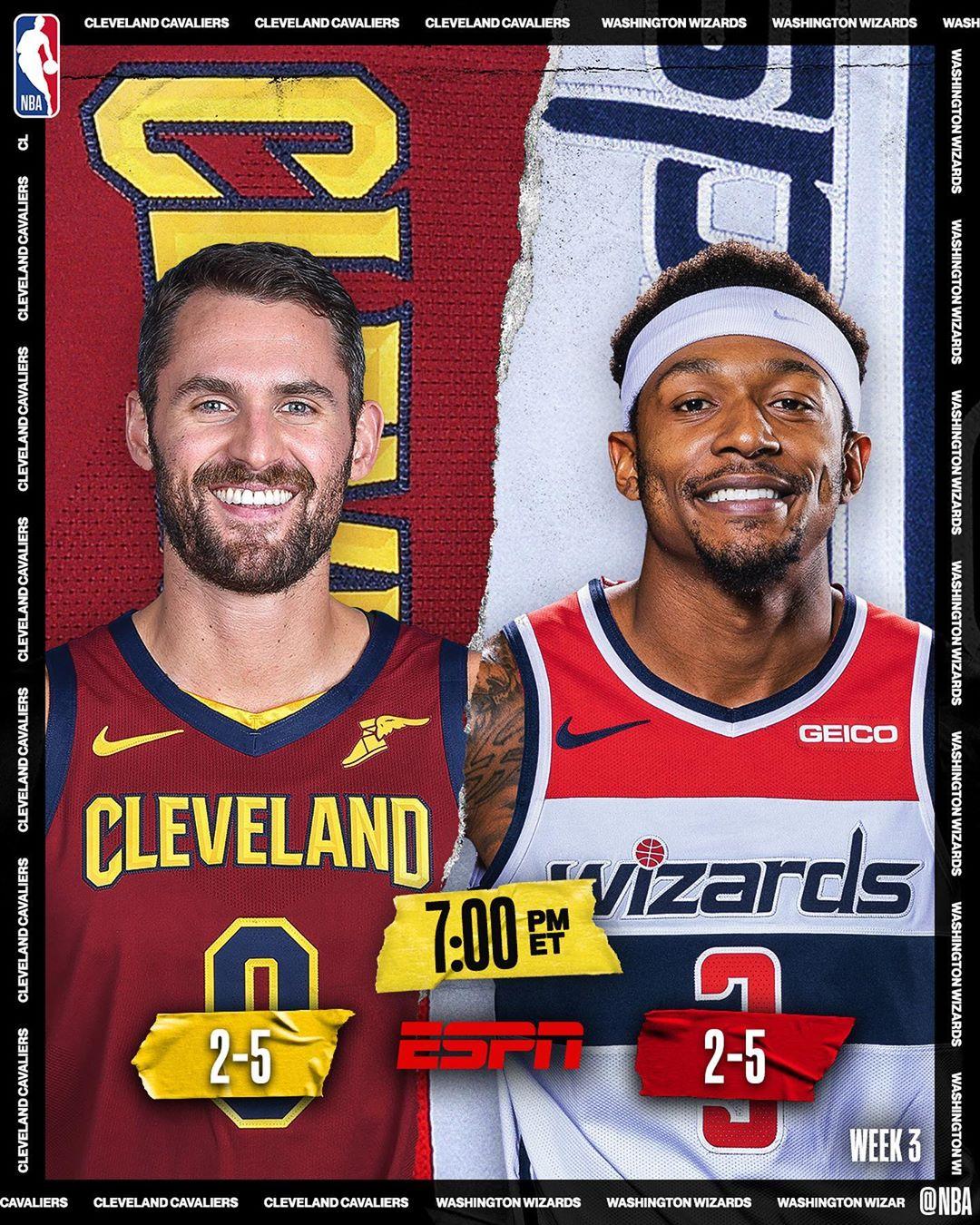 Tonight's  action features  7:00pm/et:  (ESPN) 10:30pm/et:  (NBA TV)...