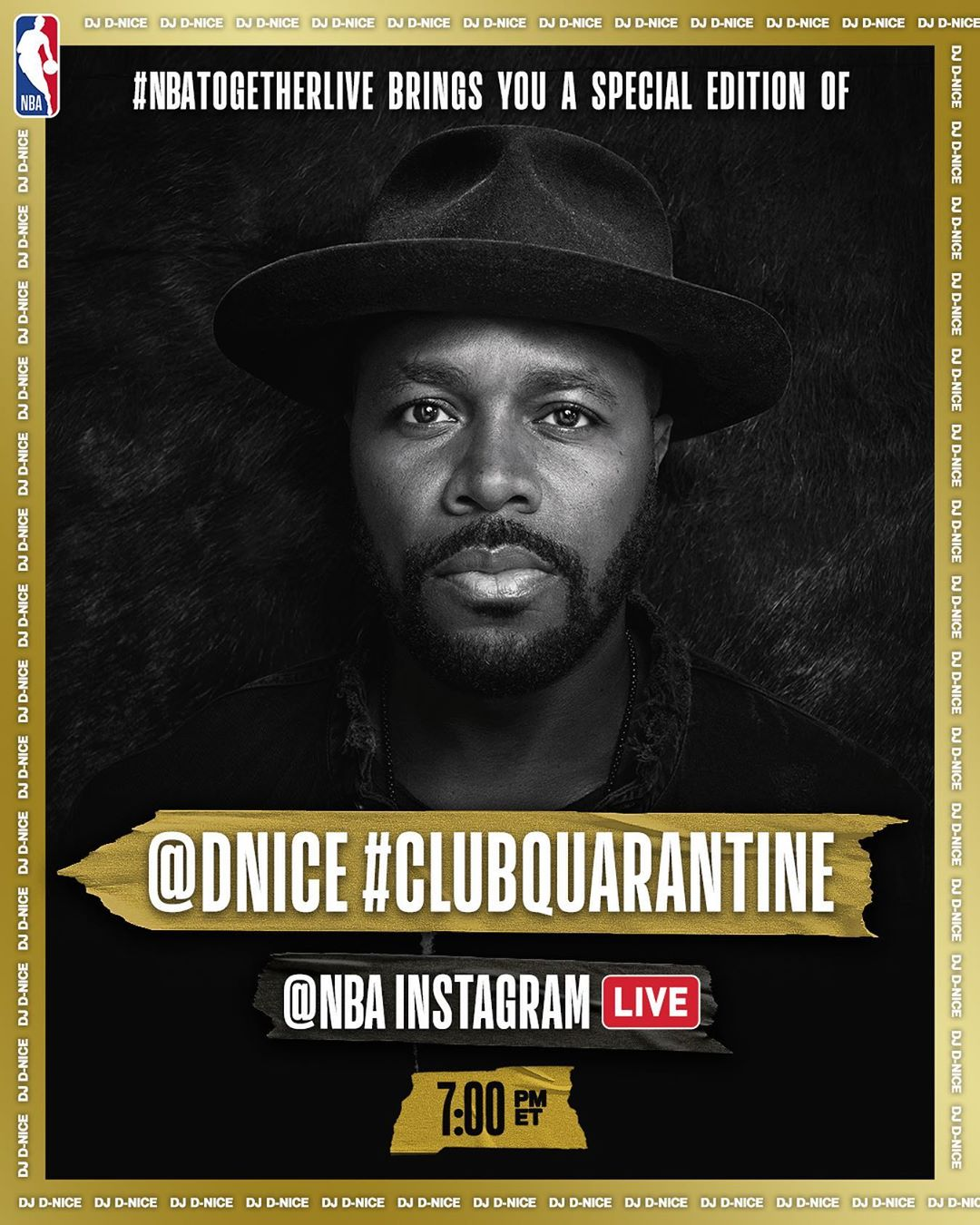 brings you a special edition of   on  IG LIVE at 7:00pm/et TONIGHT!...