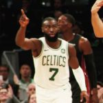 raised his game to another level this season for the  . . . : CELTICS/BUCKS : ...