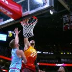 rises up for the  SLAM in Miami!...