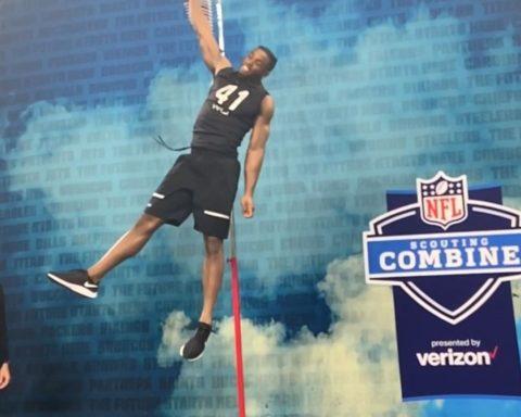 "44.5"" vertical!  WR  got  - : 2020  on ..."