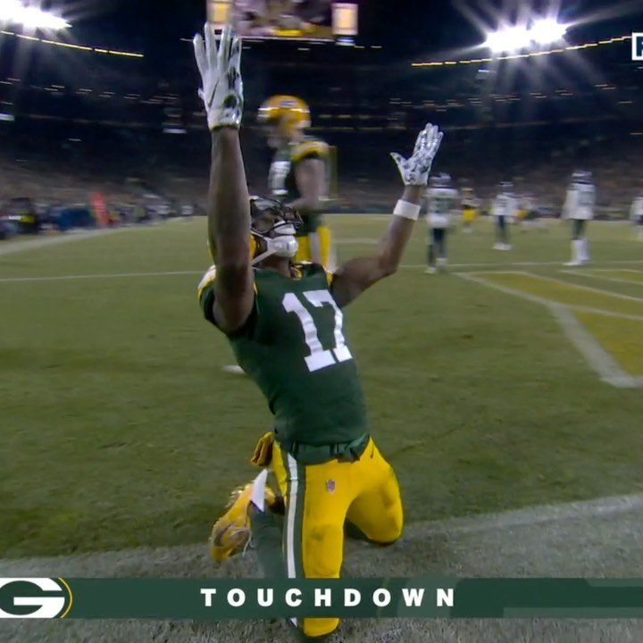 A new  postseason receiving yards record, courtesy of  ...