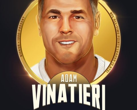 Adam Vinatieri is one of the 6 specialists selected to the  All-Time Team!  4x S...