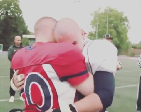 After returning early from deployment in Afghanistan in 2013, Sgt. Joseph Martel...