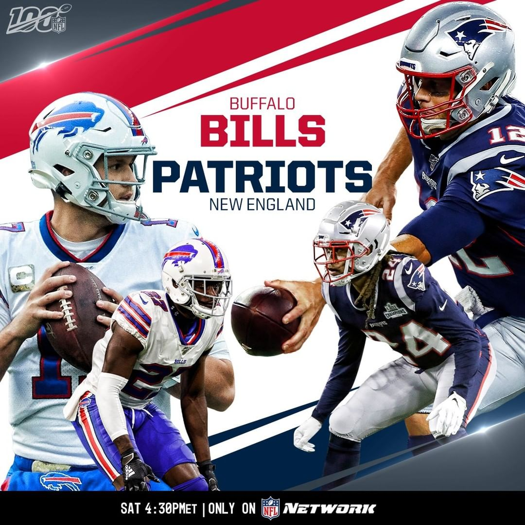 An AFC East Rivalry, playoff implications, and two of the best defenses in the N...