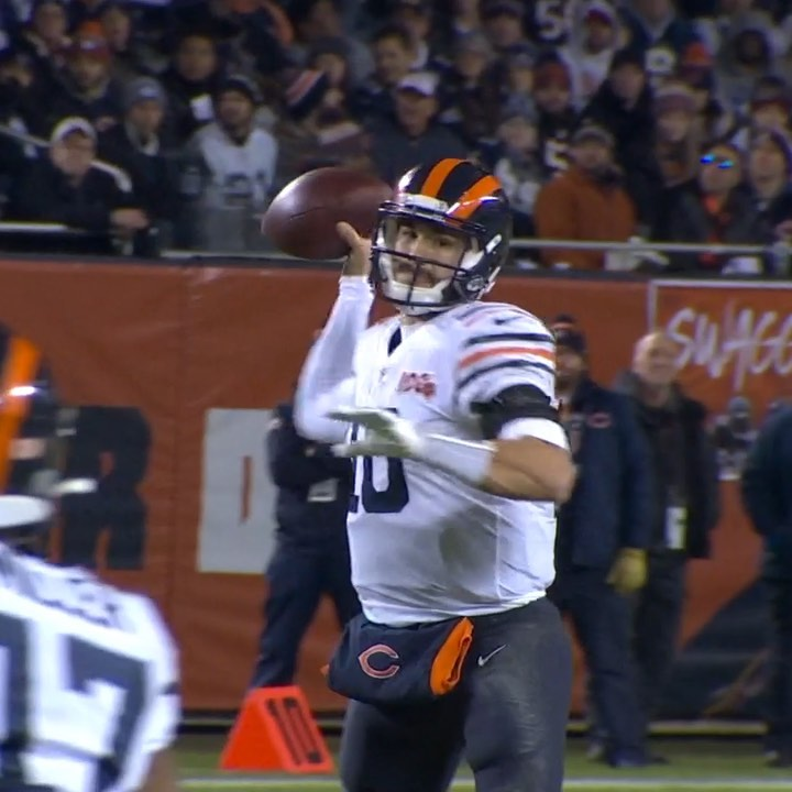 BIG four touchdown night for  on  ...