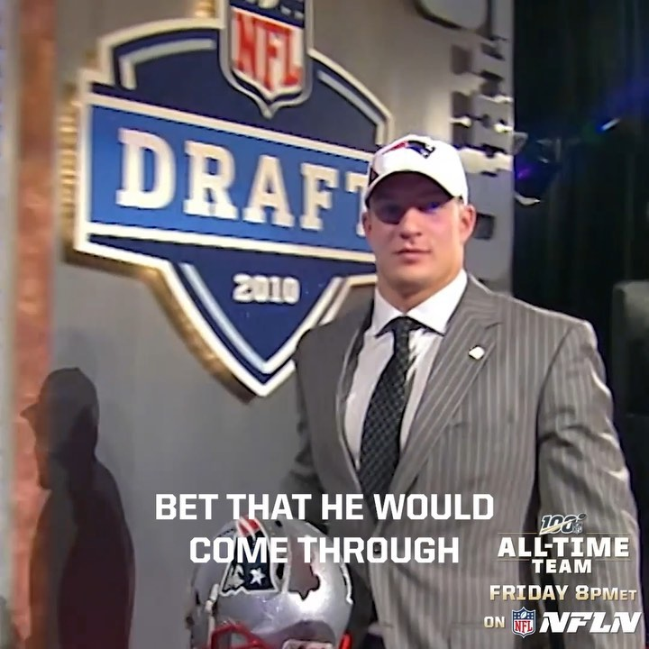 Bill Belichick tells the story of how the  drafted  with an interesting pre-draf...