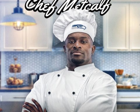 Come watch DK Metcalf show off his cooking skills LIVE on  Instagram tonight at ...
