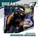 Eagles G Brandon Brooks suffers torn Achilles. - : ...