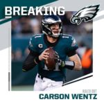 Eagles QB Carson Wentz ruled out for remainder of  - : ...