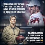 Eli Manning's on Twitter now, and he got a warm welcome from  ...
