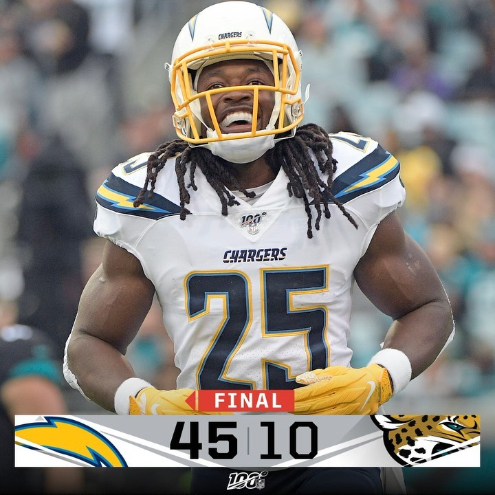 FINAL: The  leave Jacksonville with a W thanks to a huge day from the birthday b...