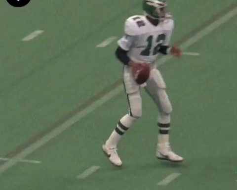 Imagine Randall Cunningham in today's league. Happy 57th birthday to the legenda...