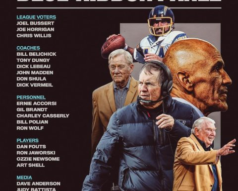 Introducing the Blue-Ribbon Panel that selected the  All-Time Team! - : NFL 100 ...