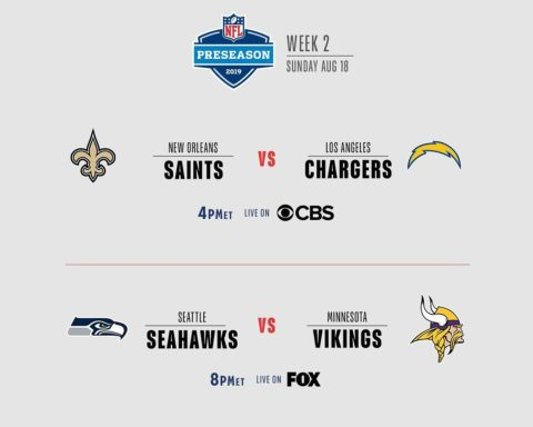 It's Sunday. There's football.  ...