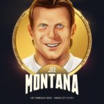 Joe Montana is one of 10 QBs selected to the  All-Time Team!  4x Super Bowl Cham...