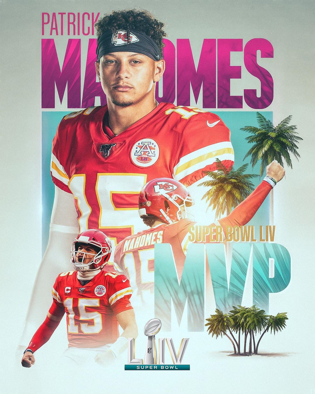 MVPAT.  is the Super Bowl MVP! ...