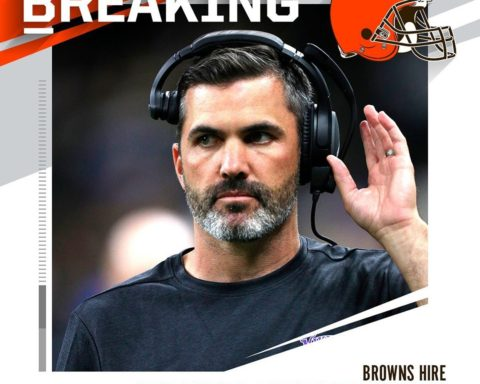 OFFICIAL: Browns hire former Vikings OC Kevin Stefanski as their new head coach....