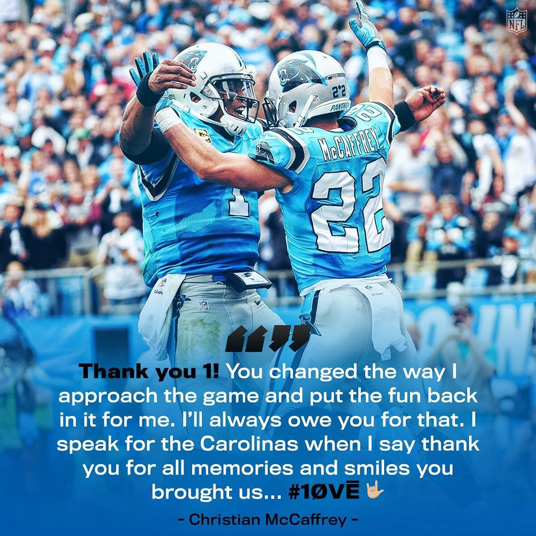Only love for  from his former  teammates ...