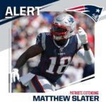 Patriots, 8x Pro Bowler Matthew Slater agree to two-year extension. (via  - : Wi...