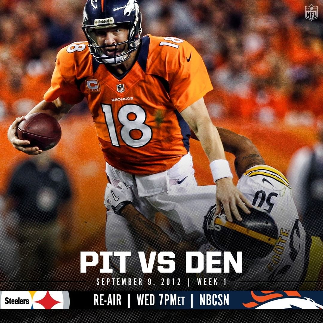 Peyton's first start with the  (2012) and his return to Indy (2013)! - Airing ba...