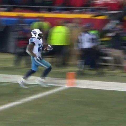 Remember the last time Derrick Henry faced the Chiefs in the playoffs? - :  - To...