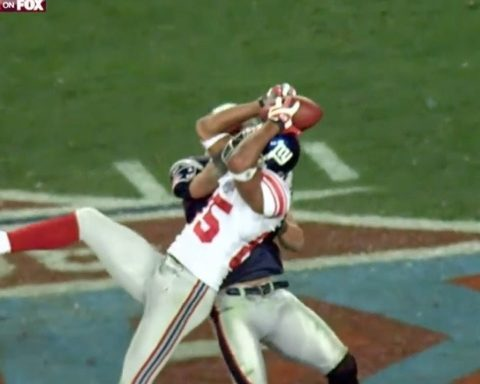 STILL can't believe Tyree did this.   : Super Bowl XLII | TODAY at 3pm ET on ...