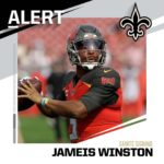 Saints expected to sign QB Jameis Winston to one-year deal. (via  - : Chris O'Me...
