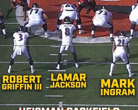 Still can't believe the  really rolled out this formation.  (via ...