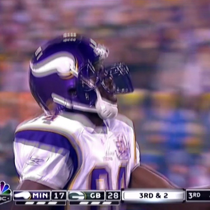 The night  and  teamed up for a  TD in Lambeau. Still weird. Still awesome. - : ...