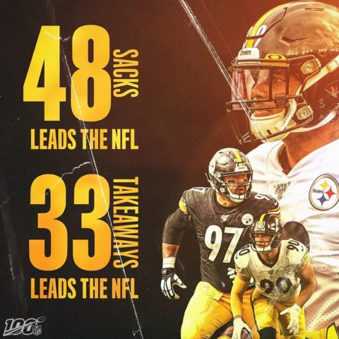 The return of the Steel Curtain  - :  - TOMORROW 8:20pm ET on NBC : NFL app // Y...