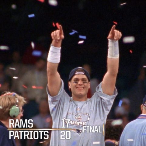 The team that started the  dynasty.  :  GREATEST TEAMS | Continues FRIDAY at 8pm...