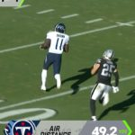 Top 5 LONGEST pass connections from Week 14!   (by ...